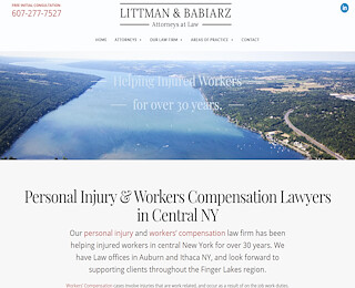 Work Place Accidents Lansing NY
