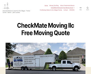 Long Distance Moving Companies The Villages FL