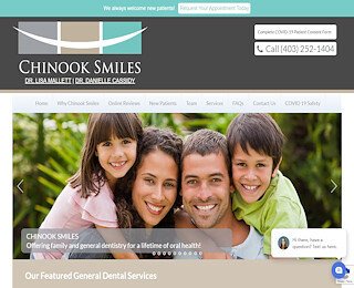 Chinook Mall Dentist Calgary