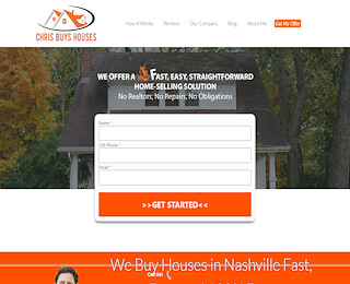 We Buy Houses Nashville Tennessee