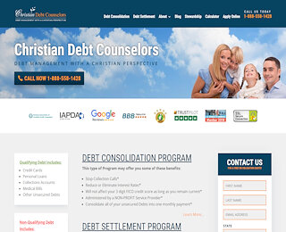 Christian Debt Consolidation Companies