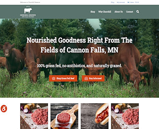 grass fed meat MN