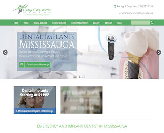 Dental Implants Mississauga Cost