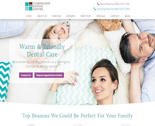 Root Canal Treatment Bowmanville