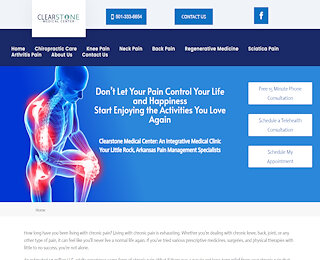 Pain Management In Little Rock Arkansas