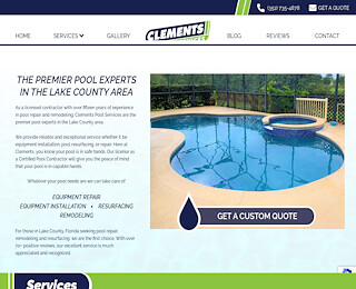 Leesburg Pool Resurfacing Company