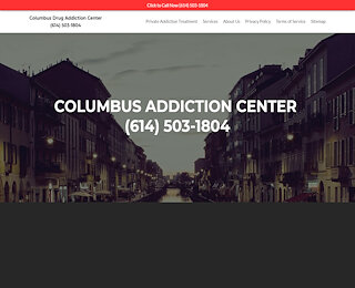 private drug addiction rehab Columbus OH