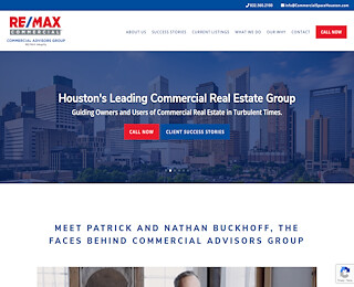 Commercial Realtor Houston Tx