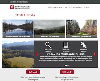 commonwealthland.com