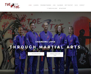 Martial Arts In Conway Ar