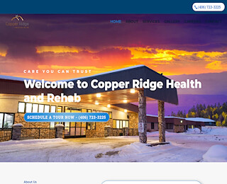 copperridgehc.com