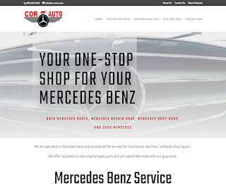 Mercedes Benz Used Engines