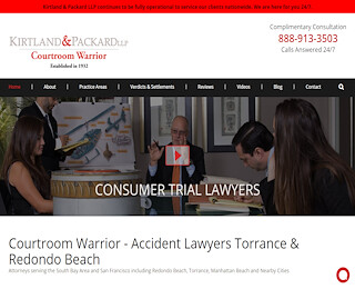 Personal Injury attorney South Bay