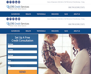 crecreditservices.com