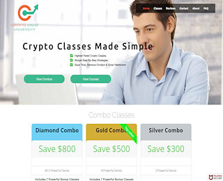 Cryptocurrency Class