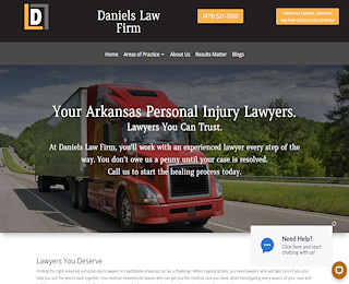 Personal Injury Lawyer Fayetteville Arkansas
