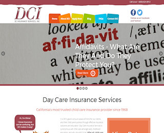 Daycare Insurance Requirements