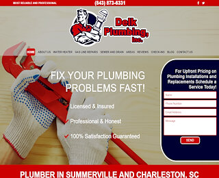 Plumbers North Charleston