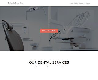 Dental Offices In Bentonville Ar