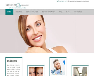 dentistryonellesmere.com