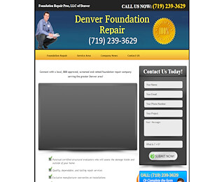 Foundation Contractors Denver