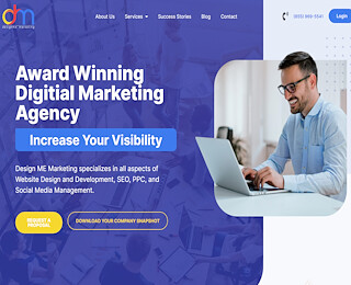 Website Design companies long island
