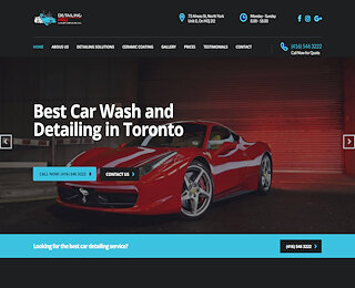 Best Auto Detailing In Toronto GTA