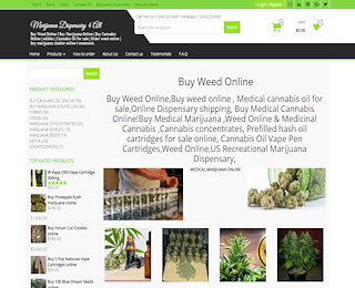 Cannabis Oil For Sale