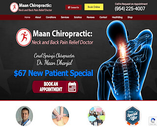 Coral Springs Chiropractor