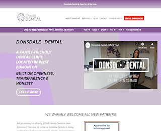 West Edmonton Children's Dentist