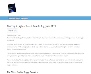 doublebuggyreviews.com