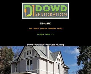 dowdrestoration.com