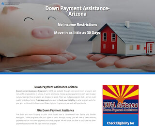 downpaymentassistance-arizona.com
