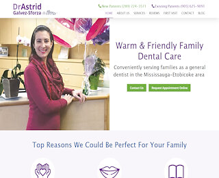 Mississauga Dentist