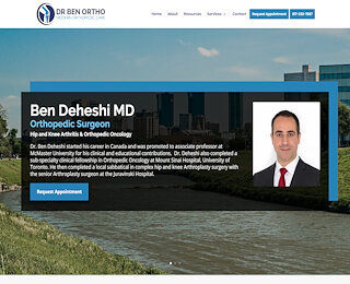 Best Orthopedic Surgeons In Dfw