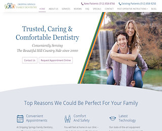 Cedar Valley Dentist Texas