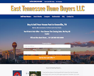 easttnhomebuyers.com