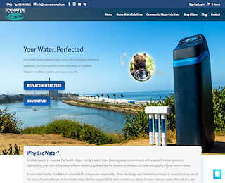 Water Softeners in California