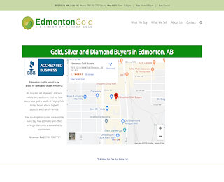 Where To Buy Gold Edmonton