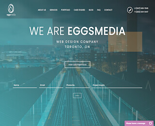 Web Design Services Toronto