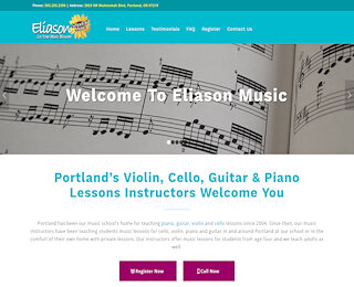 cello lessons Portland