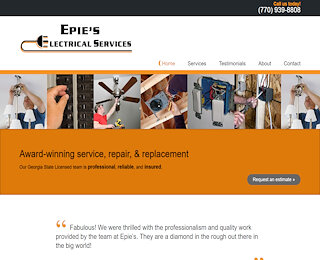 Electrician in Norcross