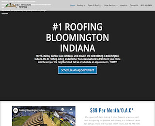 Bloomington Roofing Companies