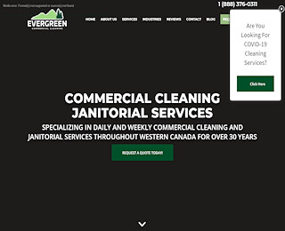 commercial cleaning services Kelowna
