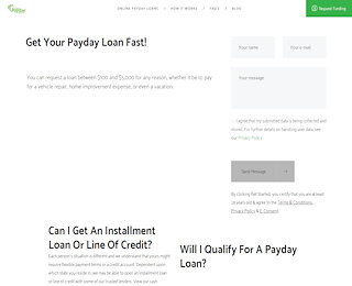 Online Payday Loan Oklahoma