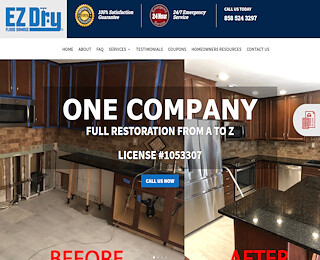 247 flood repair San Diego