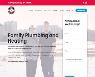 water heater repair Regina