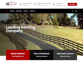 Commercial Fencing Louisville