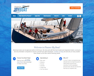 Boat Financing California