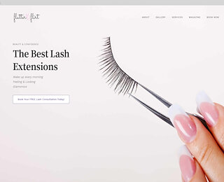 lash extension fills Abbotsford